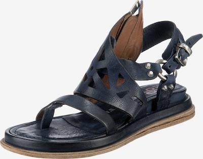 A.S.98 Sandalen in nachtblau, Produktansicht
