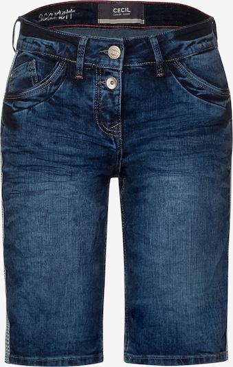 CECIL Shorts in dunkelblau, Produktansicht