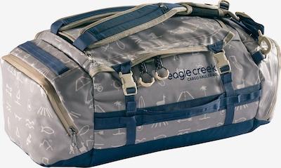 EAGLE CREEK Sac week-end en bleu / gris / blanc, Vue avec produit