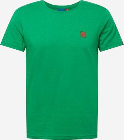 Ragwear Тениска 'NEDIE' в зелено: Изглед отпред