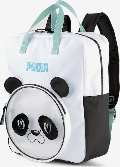 PUMA Rucksack in mint / schwarz / weiß, Produktansicht