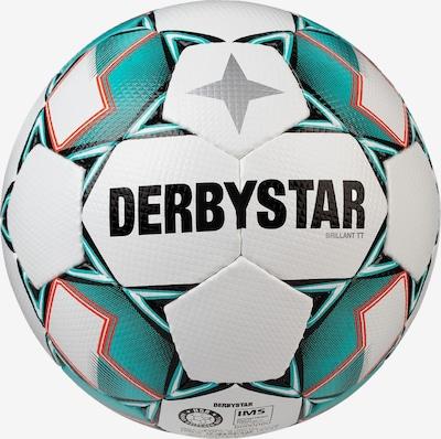 DERBYSTAR Ball in jade / schwarz / weiß, Produktansicht