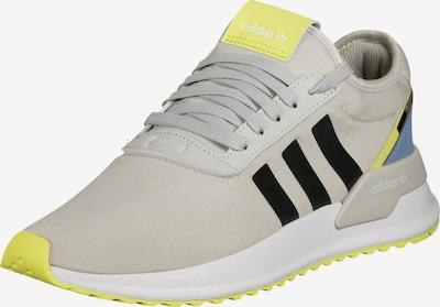 ADIDAS ORIGINALS Sneakers low 'U Path' in light blue / light yellow / light grey / black, Item view
