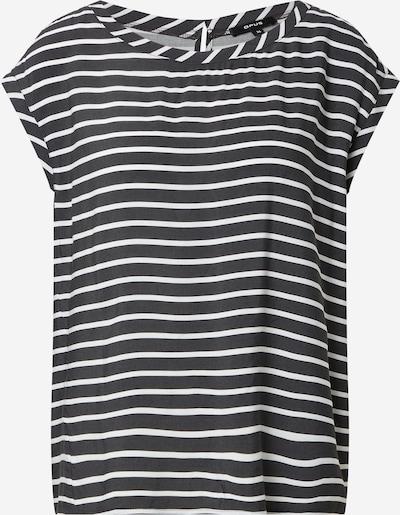 OPUS Blus 'Faune ROS' i svart / vit, Produktvy