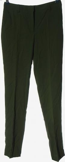 Ungaro Stoffhose in XS in grün, Produktansicht