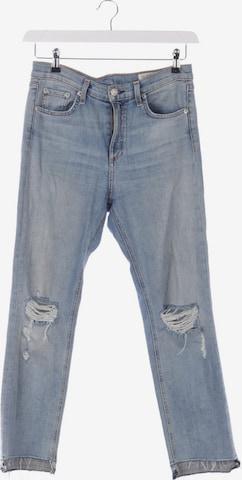 rag & bone Jeans in 27 in Blue