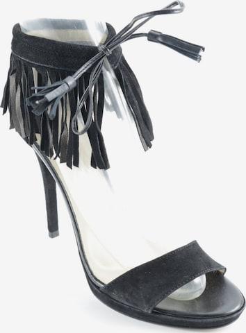 Mai Piu Senza High Heels & Pumps in 40 in Black
