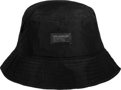 LEVI'S Sombrero en negro / blanco, Vista del producto
