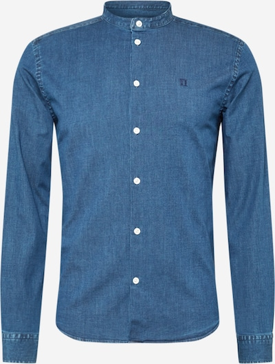 Les Deux Chemise en bleu, Vue avec produit