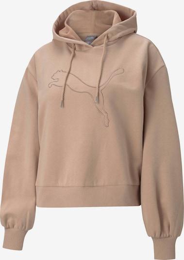 PUMA Sweatshirt in puder, Produktansicht