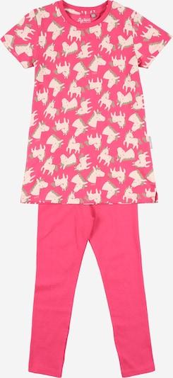 SIGIKID Pidžama haki / rozā / rožkrāsas, Preces skats