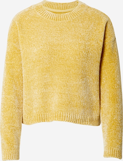 Pullover 'Ancia' ONLY di colore senape: Vista frontale