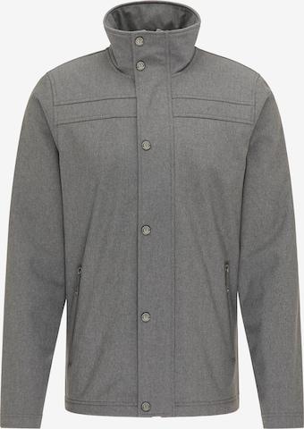 Schmuddelwedda Funksjonsjakke i grå
