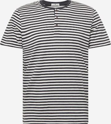 TOM TAILOR T-Shirt in Schwarz