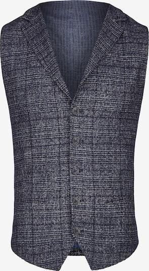 DANIEL HECHTER Anzugweste in dunkelblau / anthrazit, Produktansicht