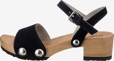 SOFTCLOX Sandalette in blau, Produktansicht
