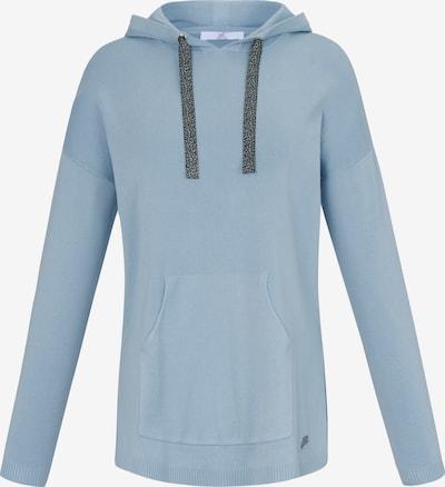 Emilia Lay Kapuzen-Pullover in blau / hellblau, Produktansicht