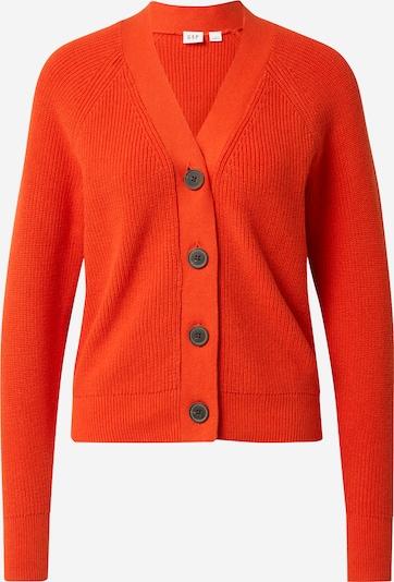 GAP Strickjacke in orange, Produktansicht