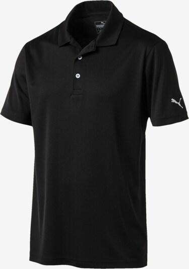 PUMA Rotation Herren Golf Polo in schwarz, Produktansicht