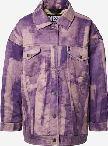 Veste mi-saison 'SOJO' DIESEL en violet