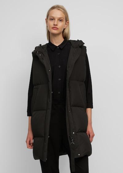 Marc O'Polo Vest in Black, View model