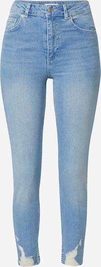 Jeans 'Anika Teller' NA-KD pe albastru, Vizualizare produs