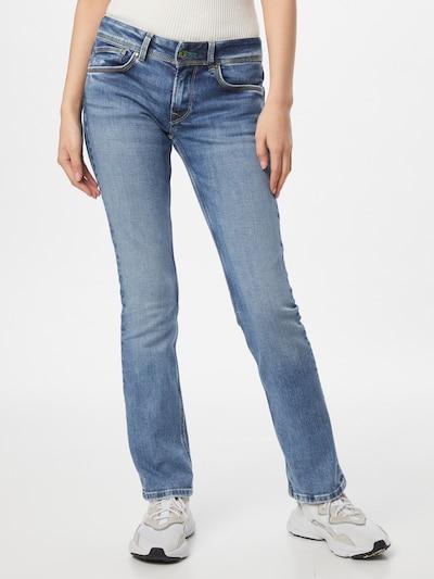 Pepe Jeans Jeans 'SATURN' in blue denim, Modelansicht