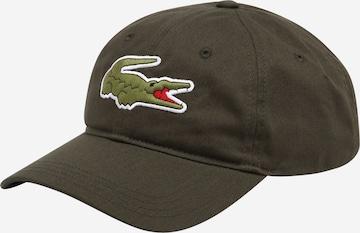 LACOSTE Nokamüts, värv roheline