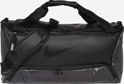NIKE Športna torba 'Brasilia' | črna barva, Prikaz izdelka