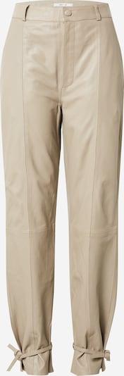 Gestuz Spodnie 'Nioa' w kolorze beżowym, Podgląd produktu