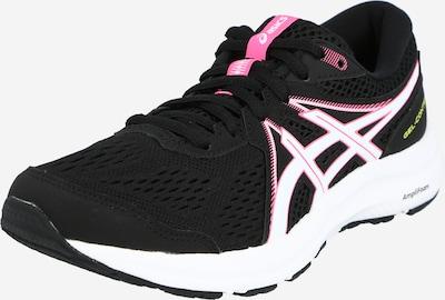 ASICS Juoksukengät 'Gel-Contend 7' värissä vaaleanpunainen / musta / valkoinen, Tuotenäkymä