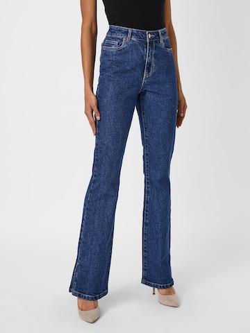 VERO MODA Jeans 'Selma' in Blauw