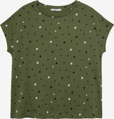 VIOLETA by Mango Shirt 'Easypri' in de kleur Kaki, Productweergave