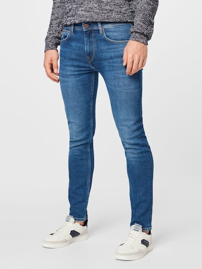 Pepe Jeans Τζιν σε μπλε ντένιμ, Άποψη μοντέλου