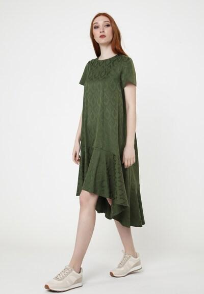 Madam-T Vokuhilakleid ''MIA in grün, Modelansicht