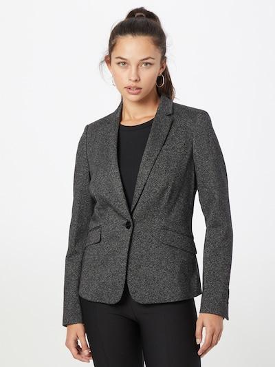 Esprit Collection Blazer in dunkelgrau / schwarz, Modelansicht