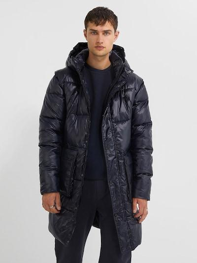 Young Poets Society Zimný kabát - zafírová, Model/-ka