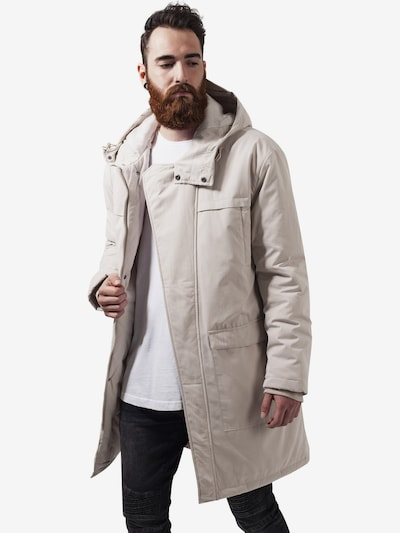 Urban Classics Parka in nude: Frontalansicht