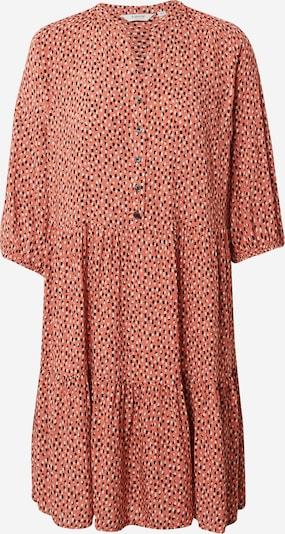 b.young Kleid 'JOELLA' in rostrot / schwarz / weiß, Produktansicht
