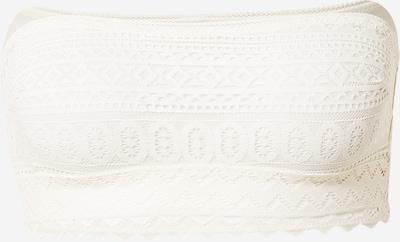 ETAM Soutien-gorge 'VOYAGE' en blanc naturel, Vue avec produit