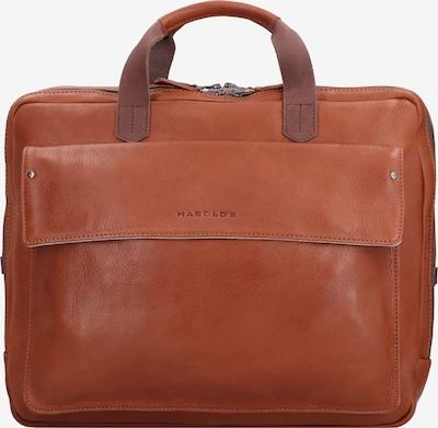 Harold's Aktentasche in braun, Produktansicht