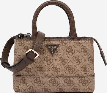 GUESS Käsilaukku 'CORDELIA' värissä ruskea