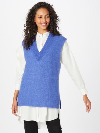 CATWALK JUNKIE Pullover 'NOELLE' in royalblau, Modelansicht