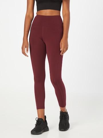 Marika Spodnie sportowe w kolorze czerwony