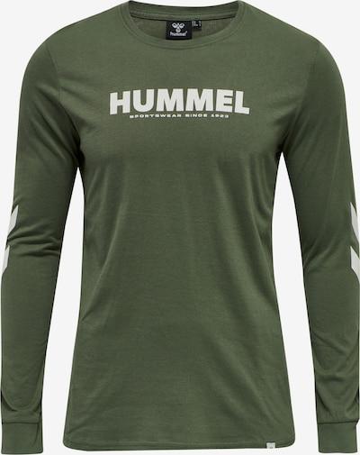 Hummel T-Shirt fonctionnel 'Legacy' en kaki, Vue avec produit