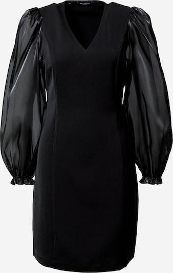 SELECTED FEMME Robe 'Jomena' en noir, Vue avec produit
