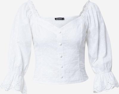 Rut & Circle Bluse 'BRENDA' in weiß, Produktansicht