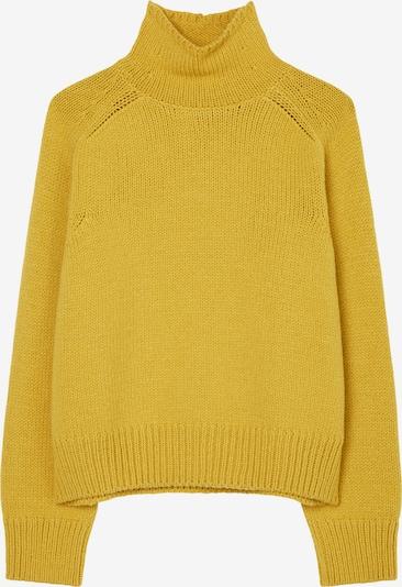 Marc O'Polo Strickpullover in gelb, Produktansicht