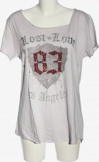 Key Largo T-Shirt in XL in hellgrau, Produktansicht