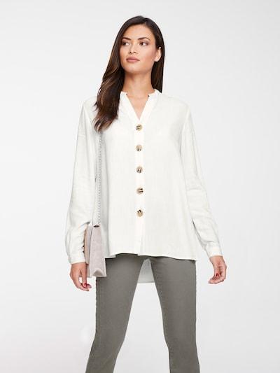heine Bluza 'Timeless' u prljavo bijela, Prikaz modela